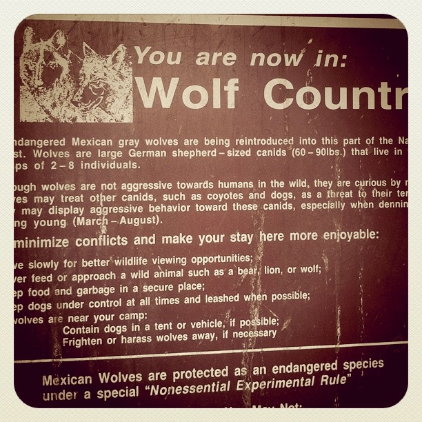 Wolfcountry