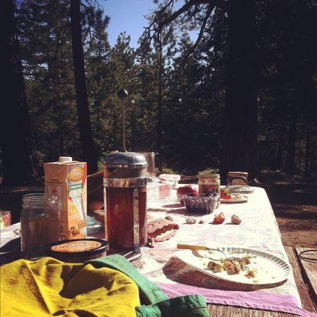 Camptable