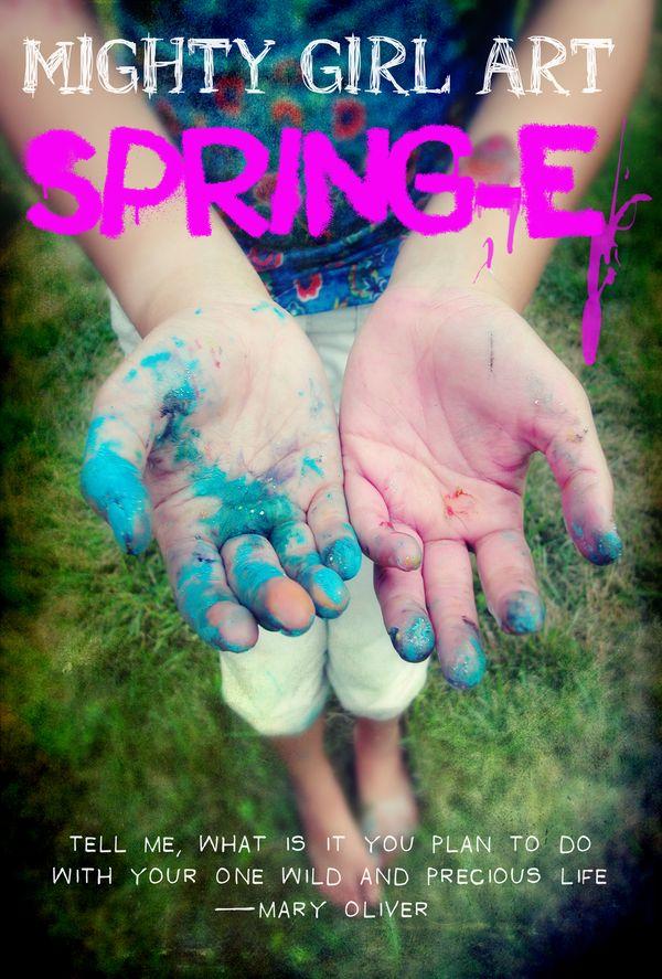 Wild precious spring